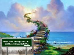 menuju surga
